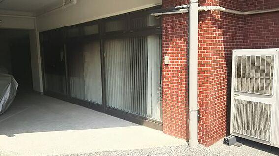 店舗事務所(建物一部)-横浜市鶴見区鶴見中央5丁目 エントランス