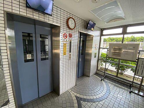 マンション(建物一部)-八尾市若林町1丁目 エレベーター