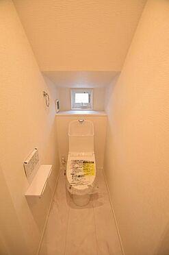 新築一戸建て-多賀城市高橋2丁目 トイレ