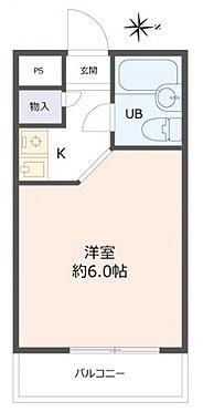 区分マンション-尼崎市南武庫之荘3丁目 間取り