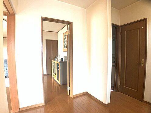 戸建賃貸-岡崎市天白町字吉原 ゆったりとした廊下です!