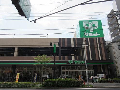 中古マンション-横浜市南区井土ケ谷下町 サミット井土ヶ谷店まで約160m