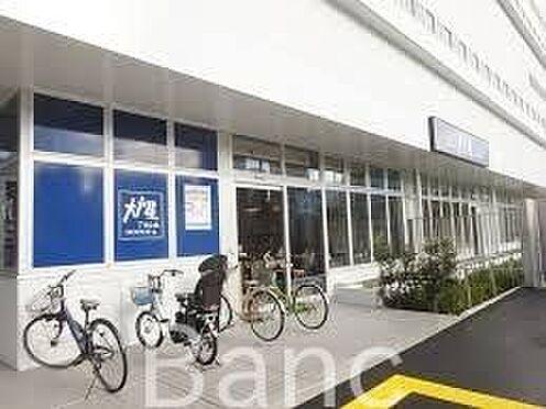中古マンション-江東区辰巳1丁目 大戸屋ごはん処越中島店 徒歩32分。 2500m