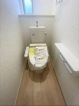 戸建賃貸-仙台市宮城野区鶴ケ谷1丁目 トイレ