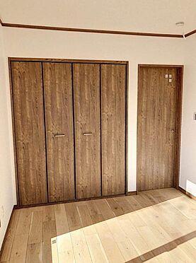 戸建賃貸-知多郡東浦町大字森岡字山之神 大容量の収納が各部屋にございます!季節ものの衣類の整理に便利!