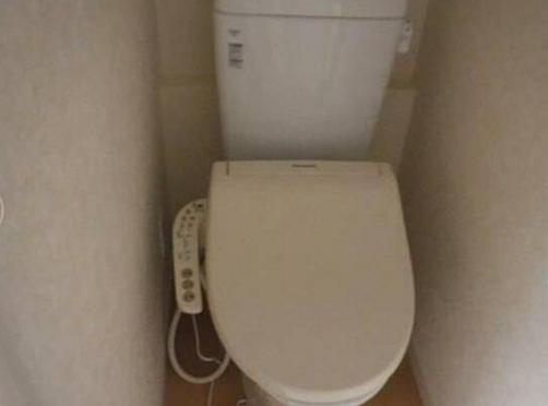 アパート-杉並区松庵2丁目 トイレ