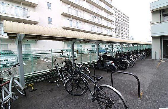 区分マンション-新潟市中央区南笹口1丁目 駐輪場