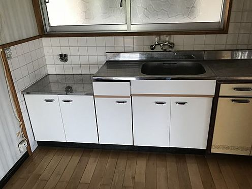 アパート-鹿屋市田崎町 キッチン