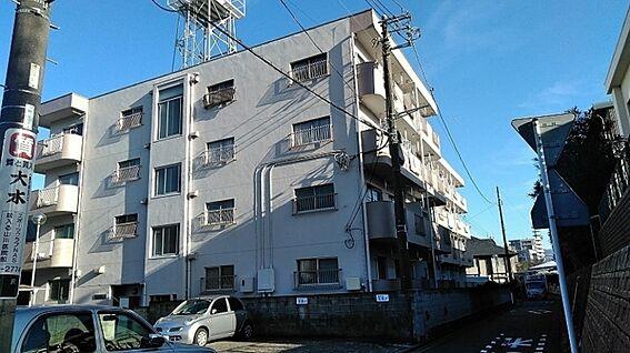 中古マンション-藤沢市藤沢 建物外観
