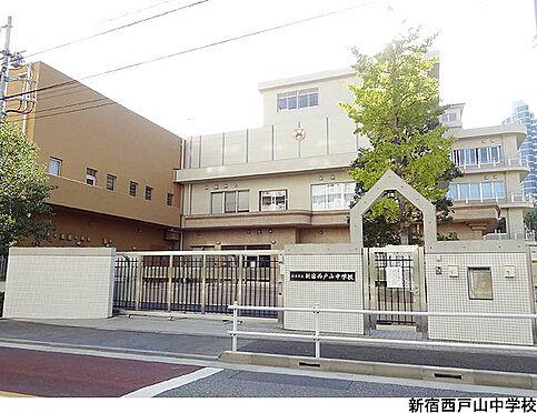 アパート-新宿区高田馬場3丁目 新宿西戸山中学校