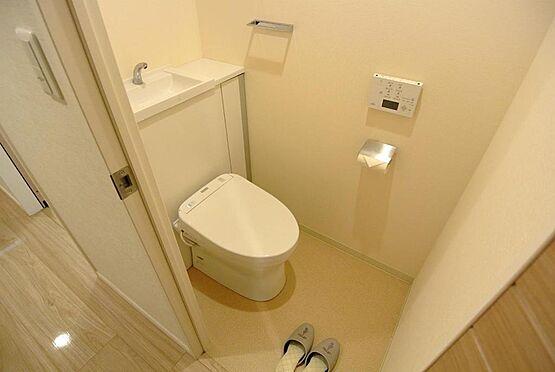 マンション(建物一部)-御殿場市新橋 トイレ