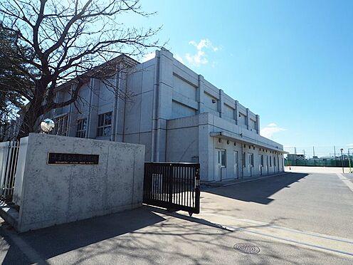 土地-千葉市花見川区朝日ケ丘5丁目 花園中学校 約1,000m