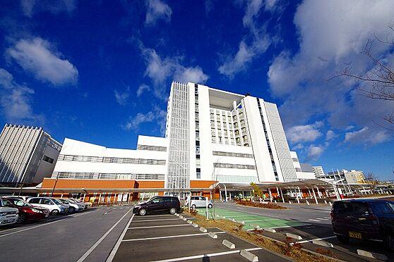 土地-仙台市太白区長嶺 仙台市立病院 約2700m