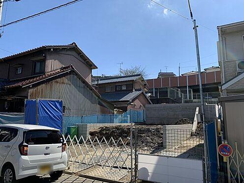 新築一戸建て-名古屋市守山区守山2丁目 日当たりのいい立地(2020年10月撮影)