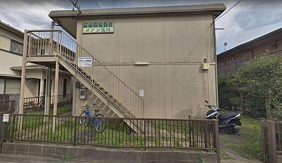 アパート-横浜市緑区長津田3丁目 メゾン玉川・ライズプランニング