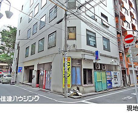 店舗(建物一部)-新宿区新宿2丁目 外観
