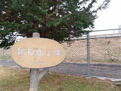 区分マンション-八王子市子安町1丁目 【公園】新和田公園まで478m