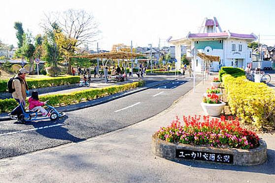 マンション(建物一部)-松戸市根木内 ユーカリ交通公園まで1044m