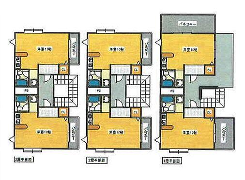 マンション(建物全部)-神戸市兵庫区北逆瀬川町 間取り