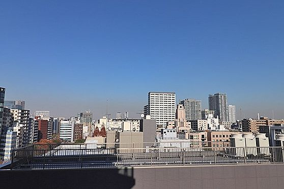 中古マンション-中央区築地7丁目 リビングからの眺望