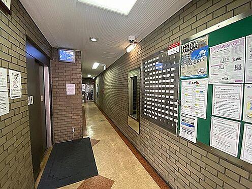 マンション(建物一部)-大阪市天王寺区生玉町 防犯カメラ搭載のエレベーター