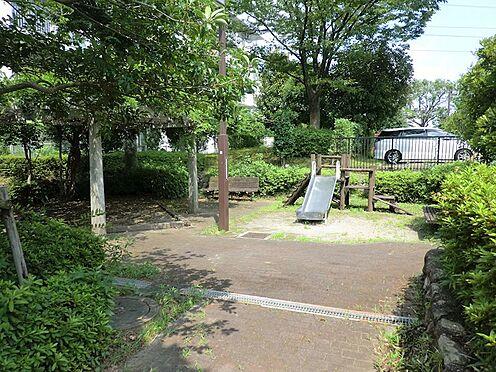 中古マンション-多摩市貝取2丁目 敷地内公園