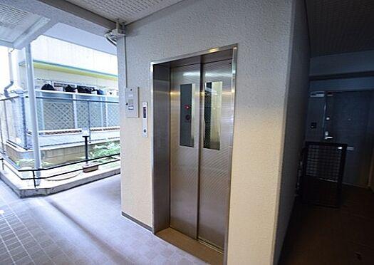 マンション(建物一部)-大阪市天王寺区餌差町 エレベーター付き