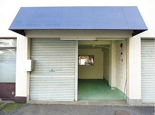 店舗事務所(建物一部)-板橋区清水町 エントランス