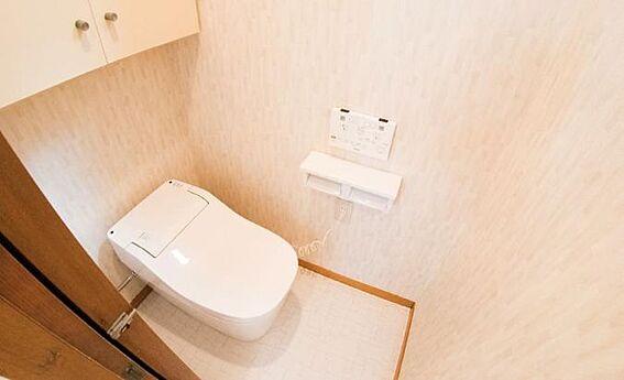 アパート-品川区西大井6丁目 トイレ