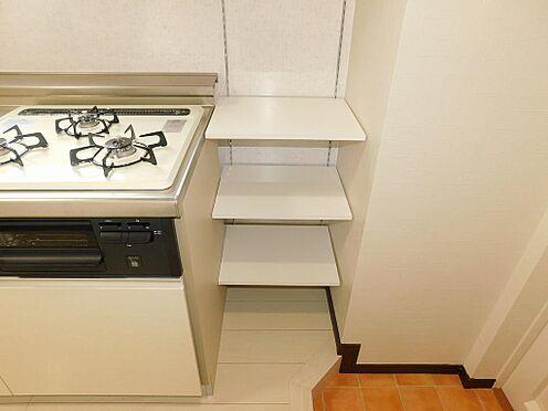 マンション(建物一部)-板橋区西台2丁目 キッチン横棚