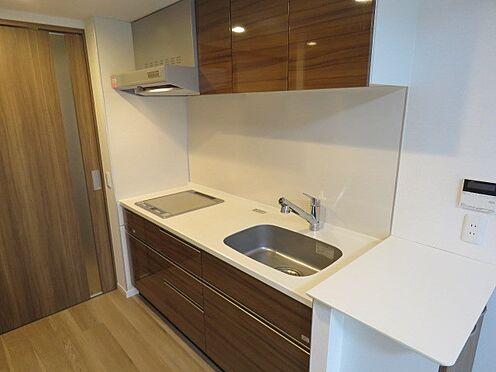 中古マンション-町田市三輪緑山1丁目 キッチンはタカラスタンダード製です。