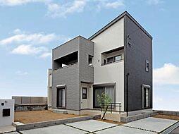 津市川添町1期1号地 広々お庭のあるデザイナーズ住宅