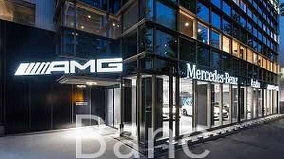 中古マンション-港区南麻布2丁目 鈴木自動車Mercedes−Benz麻布AMGパフォーマンスセンター 徒歩4分。 260m
