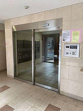 区分マンション-中央区湊3丁目 エントランス
