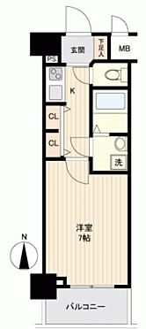 マンション(建物一部)-大阪市中央区鎗屋町2丁目 間取り