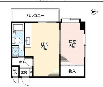 マンション(建物一部)-大阪市中央区内本町2丁目 間取り