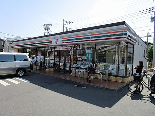 店舗付住宅(建物全部)-千葉市若葉区桜木8丁目 最寄りのコンビニまで徒歩2分
