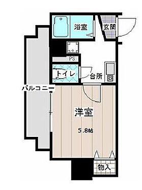 マンション(建物一部)-大阪市中央区上町1丁目 2点セパレート