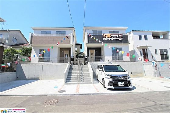 戸建賃貸-仙台市太白区八木山東2丁目 外観
