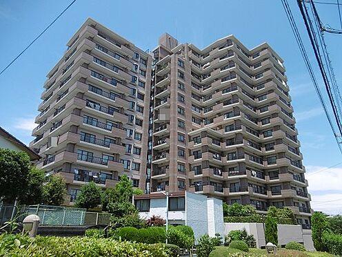 中古マンション-多摩市永山1丁目 地上14階建、総戸数87戸のマンションです。