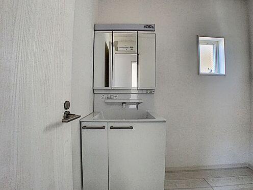 新築一戸建て-名古屋市守山区新守山 お掃除が楽な洗面台
