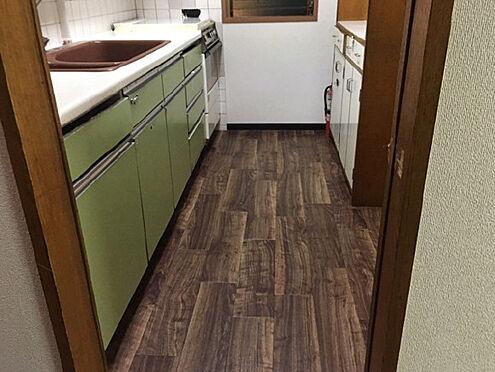 一棟マンション-新宿区北新宿3丁目 キッチン