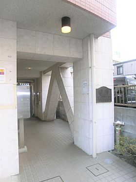 マンション(建物一部)-中野区弥生町5丁目 エントランス