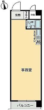 マンション(建物一部)-川崎市多摩区枡形6丁目 1R 事務所利用可