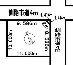 根室本線 釧路駅 徒歩30分