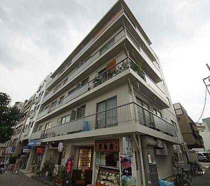 マンション(建物一部)-新宿区市谷台町 外観