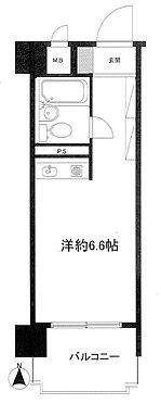 中古マンション-大阪市東成区東中本2丁目 2階部分の南向きです