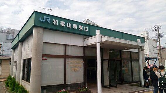 中古マンション-和歌山市太田1丁目 【駅】JR和歌山駅東口まで179m