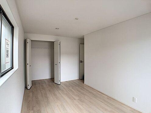 戸建賃貸-名古屋市北区如来町 各居室に収納付でお部屋がスッキリと片付きます