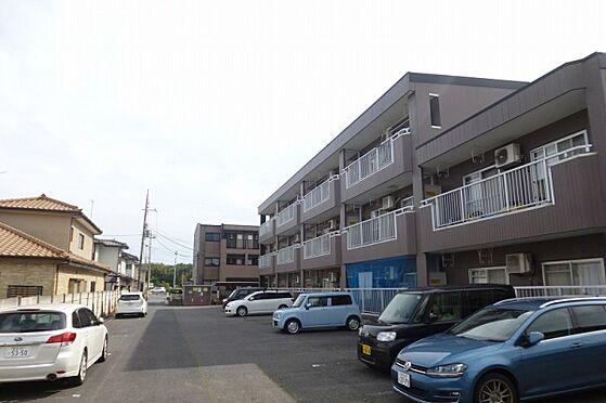 アパート-水戸市見和 外観